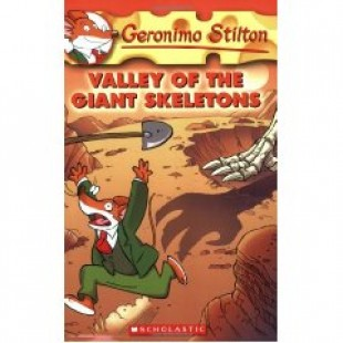 GERONIMO STILTON and the Valley of the Giant Skeletons